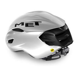 MET Manta MIPS Helmet white matte glossy